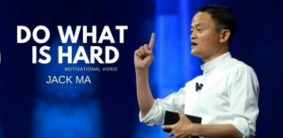 Breaking Your Limits -Jack Ma