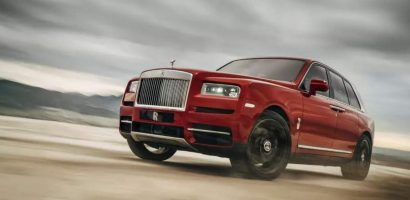 All you need to know about Rolls-Royce Cullinan SUV
