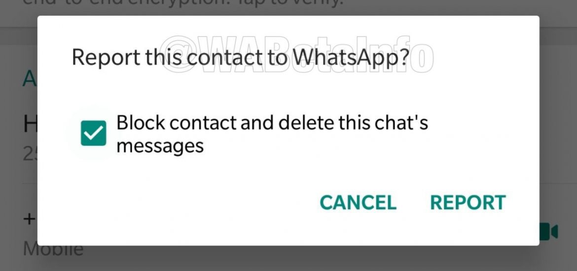 Whatsapps launches new features to minimize unwanted messages.