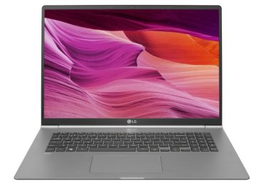 LG will unveil world's lightest 17-inch laptop at CES