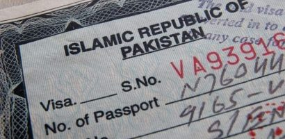 Pakistan To Offer New Visa Policy To Boost Tourism