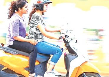 Bike-hailing services are illegal?