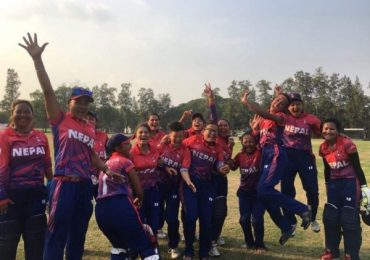 Women's Twenty20 Cricket: Nepal beat UAE by six wickets to secure semifinal