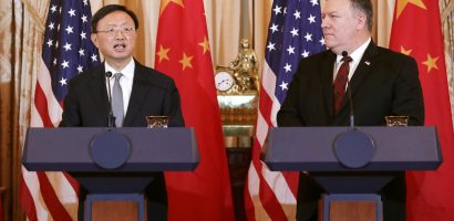 U.S. Renews Travel Advisory for China