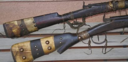 46 illegal weapons handed over to police