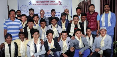 Nepal named squad for ACC U-16 cricket team