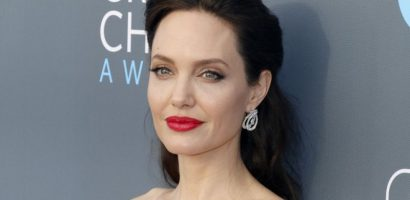 Angelina Jolie reveals her new ambition