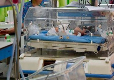 Baby born with two heads survives in Egypt