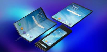 Sheikh Hamdan's first look at the Samsung Galaxy Fold