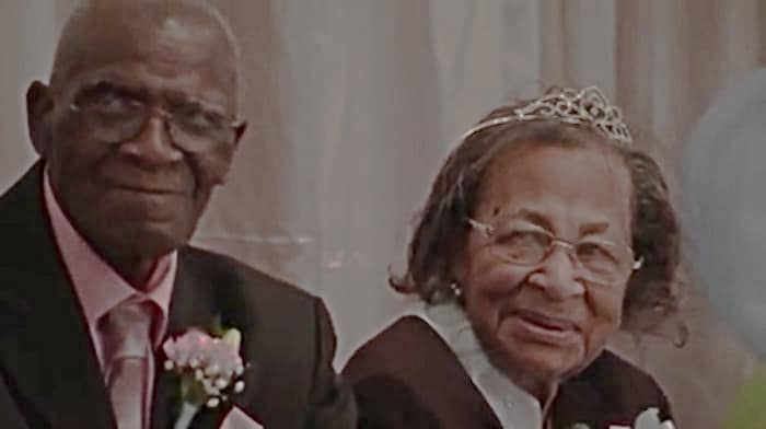Celebrated 82 Years of Marriage