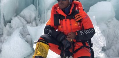 24 Times to the Top – Kami Rita Sherpa scales the Mt. Everest again