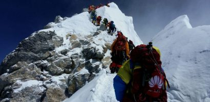 More Than 250 people want to climb Everest today, will they make it?