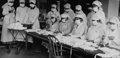 What we Learn from Anti-Mask League of 1919 About Public Health?