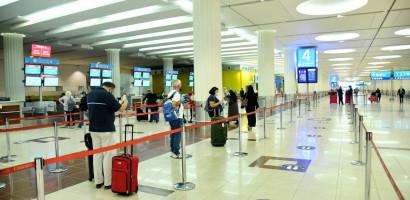Scheduled Emirates flights resumed at Dubai Airport?