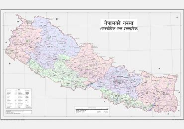 India responds to the new map of Nepal Claiming Artificial enlargement of Territory