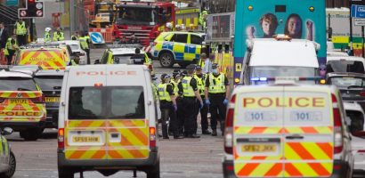 Glasgow hotel Stabbing Suspect Killed
